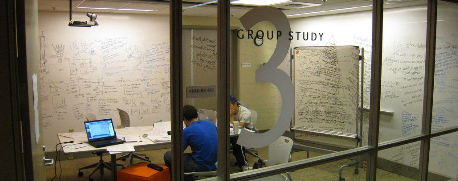 Groups study room 3